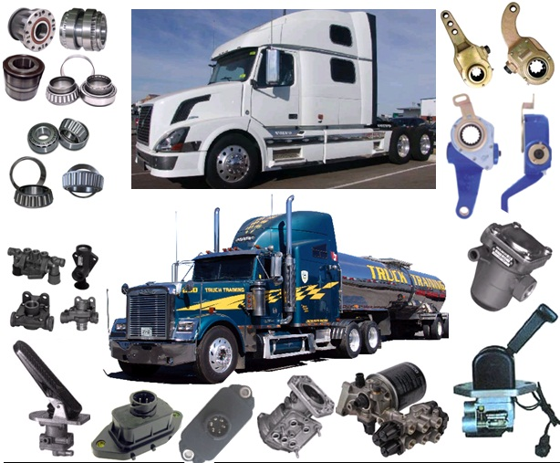 RDS truck parts